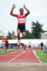 RODRIGUEZ RODRIGU, ESP, Long Jump, T20, 2013 IPC Athletics World Championships, Lyon, France