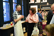 PABLO BRONSTEIN, IRENE LOUTECHINA,  Evening preview of House of Voltaire.  A pop-up store selling artworks. homewares and limited edition prints. 31 Cork st. London W1S 3NU. 25 September 2019