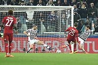 gol Thomas Muller Bayern Goal celebration <br /> Torino 23-02-2016 Juventus Stadium, Football Champions League 2015/2016 Round of 16 Juventus - Bayern Munich / Juventus - Bayern Monaco .  Foto Image Sport / Insidefoto
