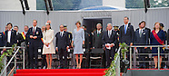 Euro Royals Commemorate WWl Anniversary in Liege