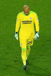 Darren Randolph of Middlesbrough - Mandatory by-line: Paul Roberts/JMP - 12/09/2017 - FOOTBALL - Villa Park - Birmingham, England - Aston Villa v Middlesbrough - Skybet Championship