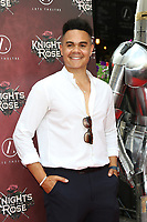 Jason Brock, Knights Of The Rose, Classic Rock West End Musical - Press Night Red Carpet Premiere, Arts Theatre, London, UK, 05 July 2018, Photo by Richard Goldschmidt
