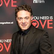 NLD/Amsterdam/20181126 - premiere All You Need Is Love, Fedja van Huet
