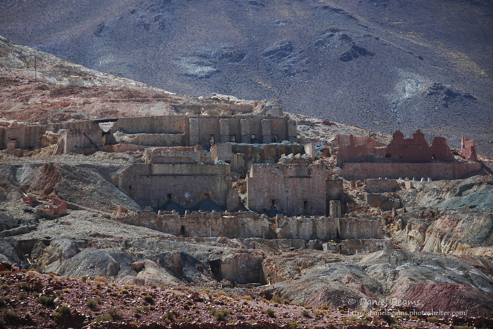 Pulacayo mine, near Uyuni, Potosi, Bolivia