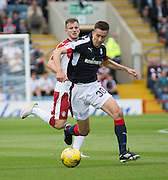 Dundee&rsquo;s Cammy Kerr - Dundee v Rangers, Ladbrokes Scottish Premiership at Dens Park<br /> <br />  - &copy; David Young - www.davidyoungphoto.co.uk - email: davidyoungphoto@gmail.com