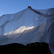 TRAVEL - Chalt, Pakistan - Nagar Valley, May 2011<br /> Rakaposhi (7788m)<br /> ph. Andrea Francolini