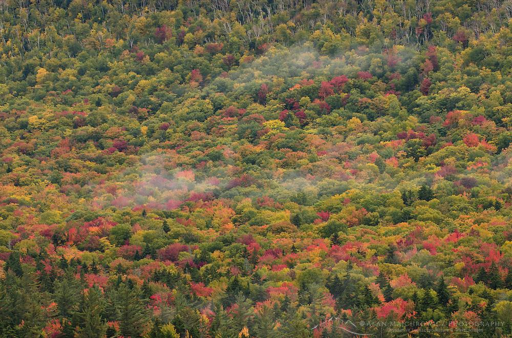 Fall Foliage White Mountains, New Hampshire