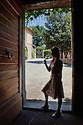 Italy, Tuscany, Il Borro, resort, Spa, and winery, ownde by Ferragamo Family.Vittoria Ferragamo