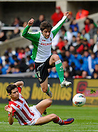 Racing Santander - Athletic Bilbao 2012