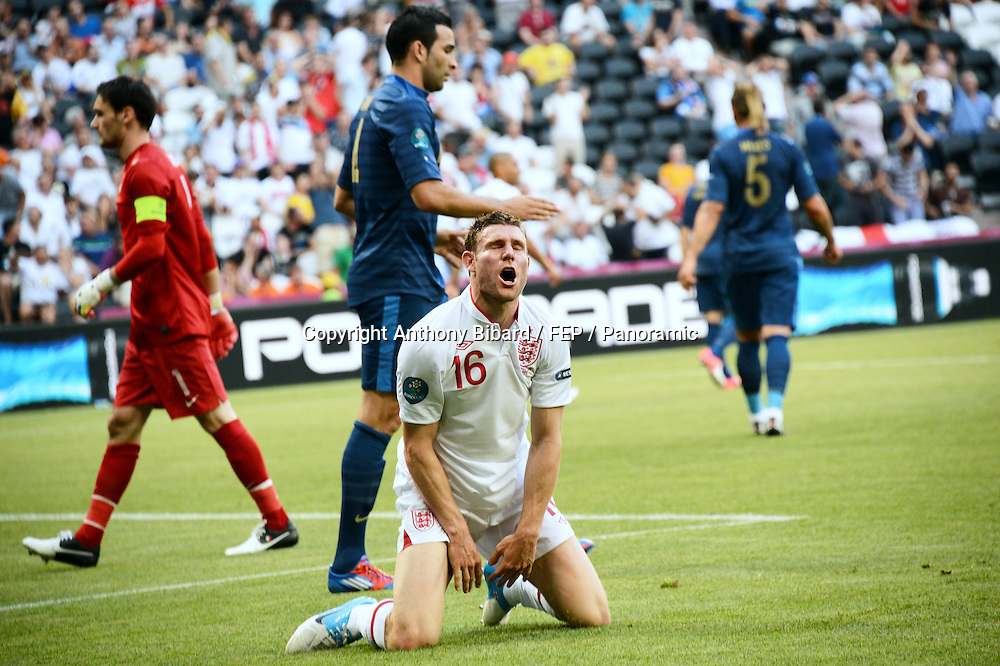 James MILNER - DONBASS ARENA