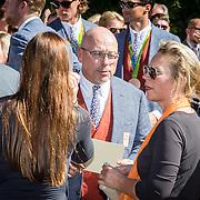 NLD/Den Haag/20160824 - Huldiging sport Rio 2016, Maurits Hendriks