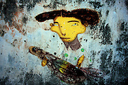 Cuban Graffiti and Wall Art.
