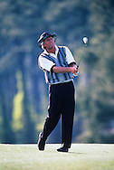 Greg Norman 1995<br /> Picture Credit:  Mark Newcombe / visionsingolf.com