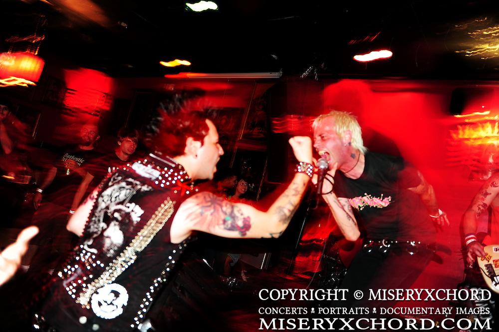 Race to Hell Tour @ Alex's Bar