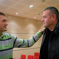 20091019: SportForum Slovenija - Slovenska kosarka - le kos do svetovnega vrha