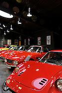 29/11/10 - ISSOIRE - PUY DE DOME - FRANCE - AUVERDRIVE, Musee de la collection Tchin - Photo Jerome CHABANNE