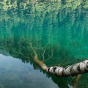 Mirror Lake, Jiuzhaigou National Park, Sichuan, China