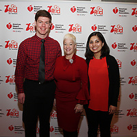 American Heart Association: Go Red for Women