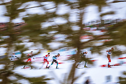 21.02.2019, Langlauf Arena, Seefeld, AUT, FIS Weltmeisterschaften Ski Nordisch, Seefeld 2019, Langlauf, Herren, Sprint, im Bild Feature // Feature during the men's Sprint competition of the FIS Nordic Ski World Championships 2019. Langlauf Arena in Seefeld, Austria on 2019/02/21. EXPA Pictures © 2019, PhotoCredit: EXPA/ Dominik Angerer
