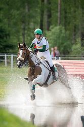 O Toole Michael, (IRL), Greenfort Endeavour<br /> CCI4* Luhmuhlen 2015<br /> © Hippo Foto - Jon Stroud<br /> 20/06/15