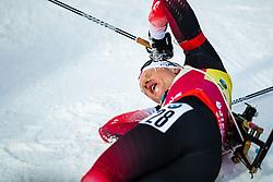 March 9, 2019 - –Stersund, Sweden - 190309 Johannes Thingnes Bö of Norway after the Men's 10 KM sprint during the IBU World Championships Biathlon on March 9, 2019 in Östersund..Photo: Johan Axelsson / BILDBYRÃ…N / Cop 245 (Credit Image: © Johan Axelsson/Bildbyran via ZUMA Press)