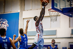 Bona Adem of Turkey  during basketball match between National teams of Turkey and Slovenia in the SemiFinal of FIBA U18 European Championship 2019, on August 3, 2019 in Nea Ionia Hall, Volos, Greece. Photo by Vid Ponikvar / Sportida