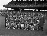 28/07/1957<br /> 07/28/1957<br /> 28 July 1957<br /> All-Ireland Senior Semi-Final: Tipperary v Galway at Croke Park, Dublin. Tipperary Team.