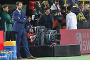 Germany Manager Joachim Low during the International Friendly match between Germany and England at Signal Iduna Park, Dortmund, Germany on 22 March 2017. Photo by Phil Duncan.