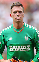 Nottingham Forest goalkeeper Dorus de Vries