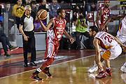 DESCRIZIONE : Campionato 2014/15 Virtus Acea Roma - Giorgio Tesi Group Pistoia<br /> GIOCATORE : Langson Hall<br /> CATEGORIA : Passaggio Controcampo<br /> SQUADRA : Giorgio Tesi Group Pistoia<br /> EVENTO : LegaBasket Serie A Beko 2014/2015<br /> GARA : Dinamo Banco di Sardegna Sassari - Giorgio Tesi Group Pistoia<br /> DATA : 22/03/2015<br /> SPORT : Pallacanestro <br /> AUTORE : Agenzia Ciamillo-Castoria/GiulioCiamillo<br /> Predefinita :