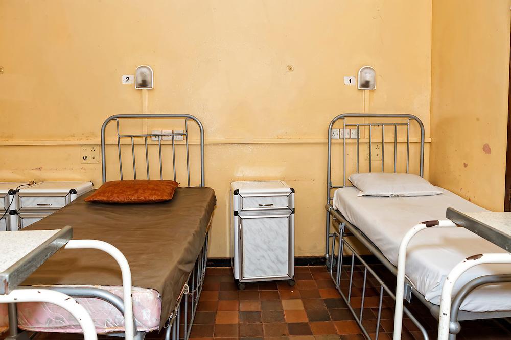 Hospital Room in Accra Ghana