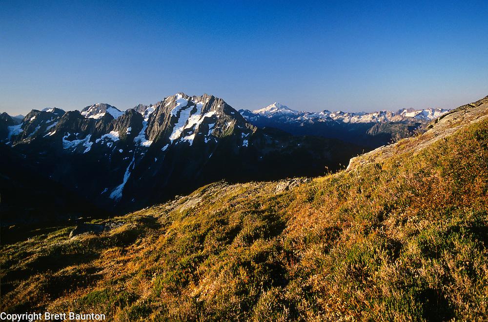 Mt. Johhanessburg, Glacier Peak, North Cascades National Park, WA