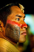 Kayapo warrior