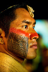 Kayapo warrior