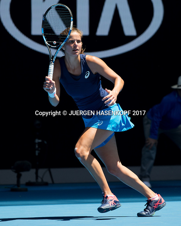 JULIA GOERGES (GER)<br /> <br /> Australian Open 2017 -  Melbourne  Park - Melbourne - Victoria - Australia  - 18/01/2017.