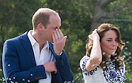 Exclusive! Prince William Wipes Eyes on Emotional Taj Visit2