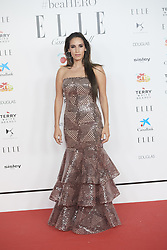 May 30, 2019 - Madrid, Madrid, Spain - India Martinez attends Solidarity gala dinner for CRIS Foundation against Cancer at Intercontinental Hotel on May 30, 2019 in Madrid, Spain (Credit Image: © Jack Abuin/ZUMA Wire)