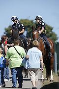 Police on Horseback<br /> Alltech FEI World Equestrian Games <br /> Lexington - Kentucky 2010<br /> © DigiShots