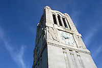 Belltower on a sunny Spring day. PHOTO BY ROGER WINSTEAD