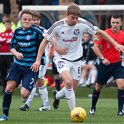 Forfar v Ayr | Scottish League One | 17 October 2015