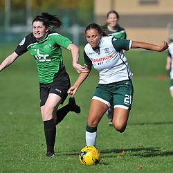 Stirling University v Hibernian, Scottish Women's Professional League 1,  30 September 2018