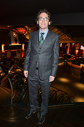 Finalist JONATHAN EDWARDS at the 2014 Costa Book of The Year Awards held at Quaglino's, Bury Street, London on 27th January 2015.  The winner of the Book of The Year was Helen Macdonald for her book H is for Hawk.