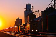 Union Pacific Railroad Stock Photos