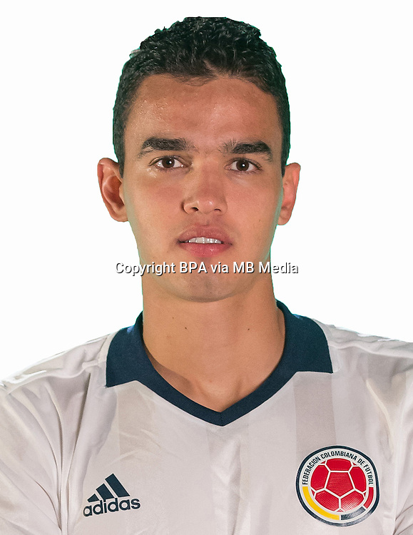 Fifa Men&acute;s Tournament - Olympic Games Rio 2016 - <br /> Colombia National Team - <br /> Felipe Aguilar