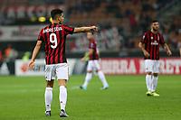 Milano - 28.09.2017 - Milan-Rijeka - Europa League   - nella foto:  Andre Silva