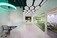 Office interior image of Hortonworks in Maple Lawn Corporate Center in Maryland by Jeffrey Sauers of Commercial Photographics, Architectural Photo Artistry in Washington DC, Virginia to Florida and PA to New England