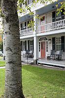 Historic town of Grafton Vermont USA