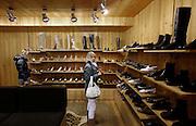 Italy, Madonna di Campiglio, shopping