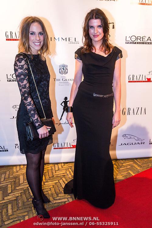 NLD/Amsterdam/20130923 - Grazia Red Carpet Awards 2013, Manon Meijer