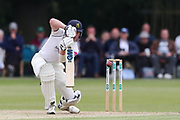 Rob Yates of Warwickshire batting during the Specsavers County Champ Div 1 match between Yorkshire County Cricket Club and Warwickshire County Cricket Club at York Cricket Club, York, United Kingdom on 18 June 2019.